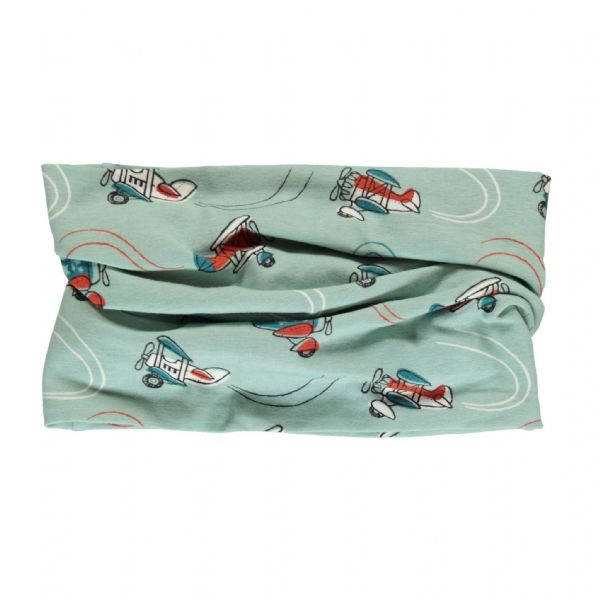 Maxomorra Air Show Tube Scarf